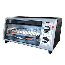toaster oven black pro