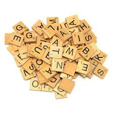 Wooden Board Games Uk 100 WOODEN TILES BOARD GAME BLACK LETTERS NUMBERS UK SELL eBay 55