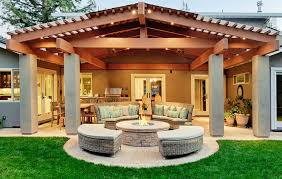 patio ideas with fire pit. Exellent Pit Affordable Ideas For A Cozy Look Inside Patio With Fire Pit