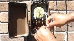 intermatic timer manual intermatic pool pump timer intermatic pool timer