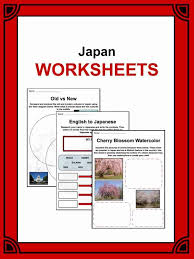Japan Facts, Worksheets, History, Culture & Geography For Kids