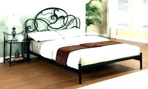 wrought iron king bed. Rod Iron Bed King Wrought Bedroom Set Appealing Modern Metal Headboard Sets Furniture Photo