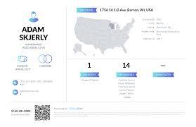 Adam Skjerly, (715) 537-1070, 1756 14 1/2 Ave, Barron, WI | Nuwber