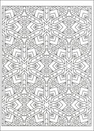 20+ Free Printable Tessellation Coloring Pages - EverFreeColoring.com