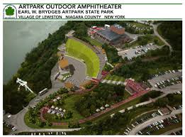 Artpark Amphitheater Seating Chart Artpark And Co Seeks To Upgrade Outdoor Facilities