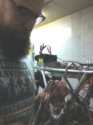 custom wiring harnesses for your vintage motorcycle Make Your Own Wire Harness do you need a slimline harness for your bobber? we got you covered how about a simplified wiring make your own wire harness supplies