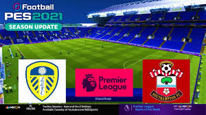 PES 2021 | Leeds United vs Southampton - Premier League 2020/21 Matchday 18