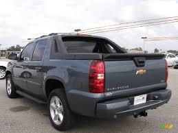 2008 Blue Granite Metallic Chevrolet Avalanche LT #20728728 Photo ...