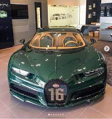 Bugatti combines an artistic approach with superior technical innovations. British Racing Green Bugatti Chiron Sport Shows Amazing Spec Has Cozy Interior Autoevolution