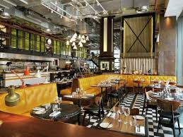 Bread Street Kitchen Restaurant in St Pauls near Bank Gordon