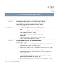 Download Telemetry Nurse Resume Haadyaooverbayresort Com