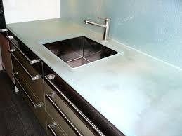 glass countertops glass kitchen glass kitchen white onyx look glass recycled glass countertops cost vs granite