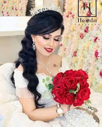 Henda Coiffure Maquillage Beauty Wedding Hairstyle