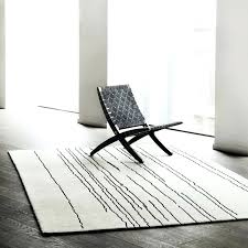 black and white rug rug white with black lines i black white chevron runner rug ikea