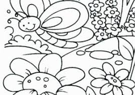 Free Printable Spring Coloring Pages For Adults Pdf Free Printable