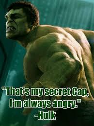 Hulk Quotes
