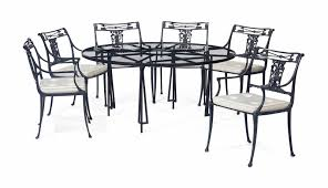 white metal furniture. A SUITE OF BRONZE PATINATED METAL FURNITURE White Metal Furniture