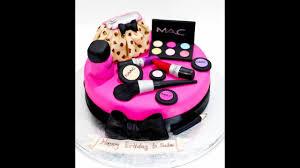 mac make up cake part 1