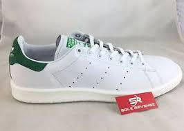 adidas originals stan smith. image is loading new-adidas-originals-stan-smith-boost-white-green- adidas originals stan smith