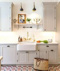 kitchen sconce lighting. Plain Lighting Kitchen Wall Sconce Gray Shelf Over Farmhouse Sink   With Kitchen Sconce Lighting