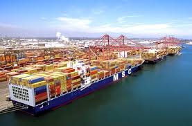 Image result for west coast port strike 2015