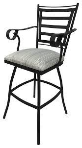 stools bar chairs aqua linen tobias