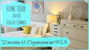 Einrichten Organisieren Mit Ikea Unser Schlafzimmer