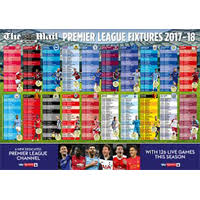 Football League Table Wall Chart Free Premier League Wallchart Wow Free Stuff Freebies
