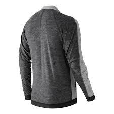 new balance jacket mens. new balance men\u0027s n transit jacket heather grey mens
