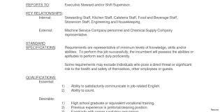 Housekeeper Resume Housekeeping Duties For Resume Registered Nurse Cover Job 97