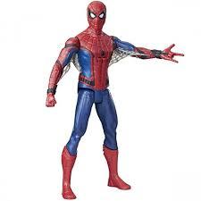 Купить <b>Hasbro Spider</b>-<b>Man B9693</b> Фигурка электронная Титан ...