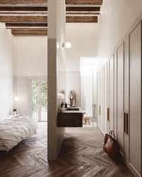 Schönes Minimalistisches Schlafzimmer Was Denkst Du über