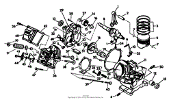 generac gn190 engine parts diagram all about repair and wiring generac gn engine parts diagram electrical schematic and wiring diagram no 84249 c2 b engine