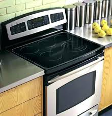 glass stove top cover glass stove top cover outstanding kitchen electric ranges range oven for modern glass stove top cover