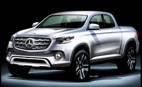 Report: Could Mercedes' new pick up truck be a Nissan? - Business ...
