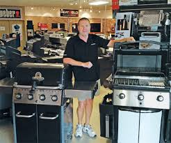 kerry emberson co owner of barbecue fireplace centre in st catharines ontario