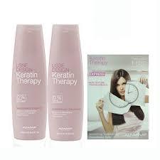 Kit Lisse Design Keratin Therapy Uniuso Alfaparf Kit Alfaparf Lisse Design Maintenance Shampoo Y Conditioner