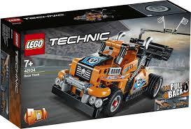 Купить <b>Конструктор LEGO Technic Гоночный</b> грузовик в интернет ...
