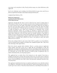 personal statement ucla graduate writing the personal statement