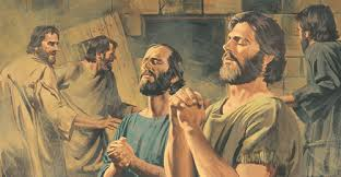 Image result for Acts 16: 26