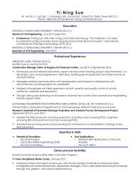Civil Engineering Technician Resume Custom Avionics Technician Resume Sample 44 Player