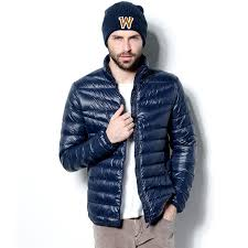 Men's Winter Hoodies Quilted Jacket Warm Fashion Male Puffer ... & Men's Winter Hoodies Quilted Jacket Warm Fashion Male Puffer Overcoat Parka  Outwear Winter Cotton Padded Down Adamdwight.com