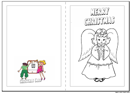 christmas card color pages christmas cards coloring pages creativeinfotech info