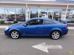 Laser Blue Metallic 2006 Chevrolet Cobalt SS Coupe Exterior Photo ...
