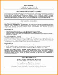 Sample Resume For Inventory Manager Sample Resume For Inventory Manager Unique Manager Resume Inventory 22