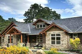 rustic ranch house plans brick ranch house plans brick ranch converted to craftsman rustic craftsman ranch
