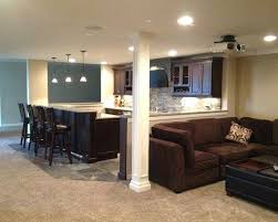 basement bar stone. Great Basement Bar Area Stacked Stone Light Blue Accent Wall And Best  Design Pictures Basement Bar Stone E