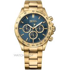 "men s hugo boss ikon chronograph watch 1513340 watch shop comâ""¢ mens hugo boss ikon chronograph watch 1513340"