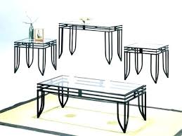 side tables black metal bedside table and glass side round tables end kitchen cool g frame