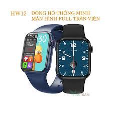 Đồng Hồ Thông Minh HW12 Tràn Viền 40mm Có Tiếng Việt